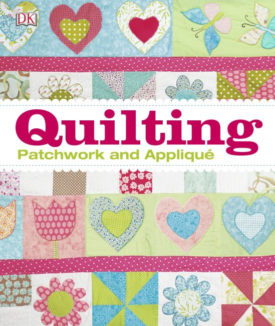 eBook cover of Quilting