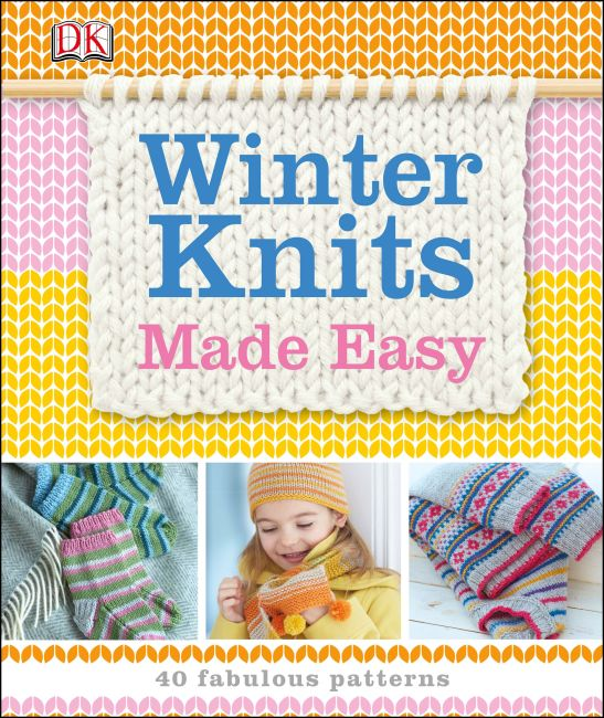 eBook cover of Winter Knits Made Easy