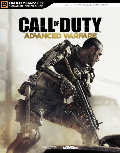 eBook cover of Call of Duty: Advanced Warfare Signature Series Strategy Guide