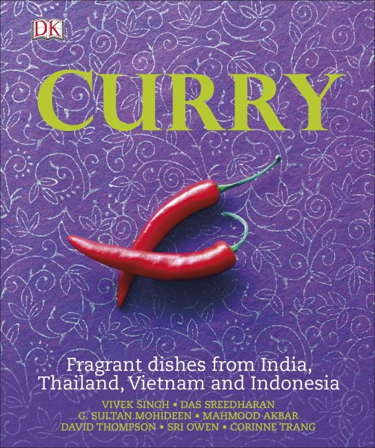 Hardback cover of Curry