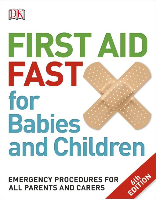 Paperback cover of First Aid Fast for Babies and Children