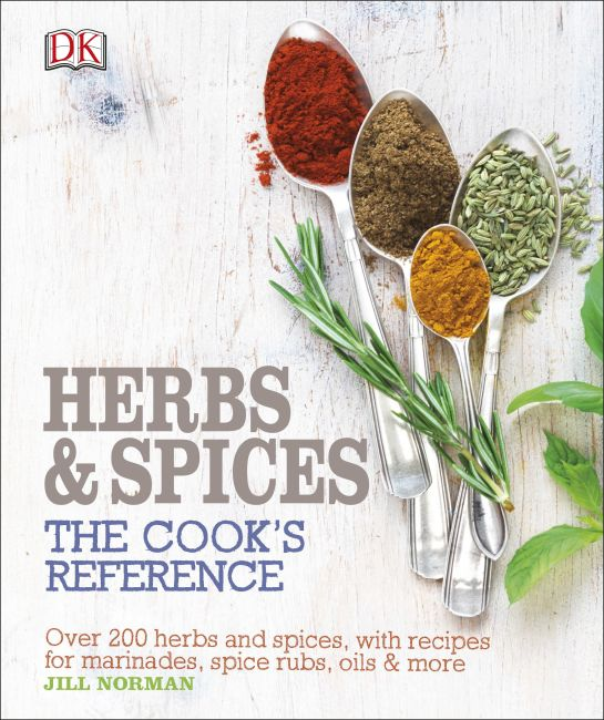 Hardback cover of Herb and Spices The Cook's Reference