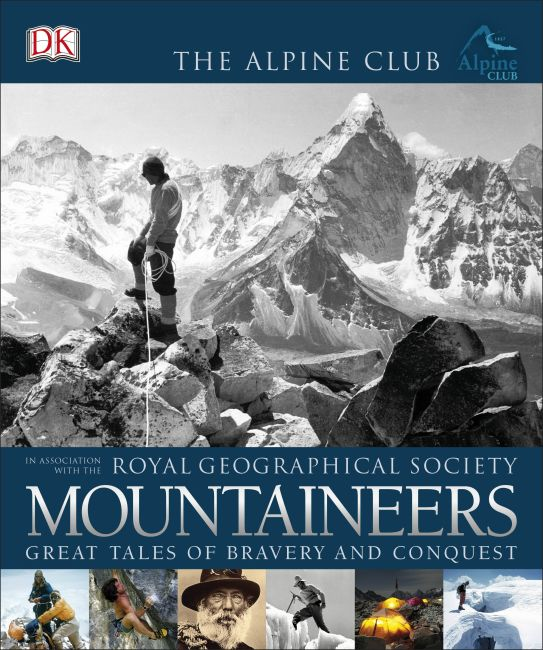 Paperback cover of Mountaineers