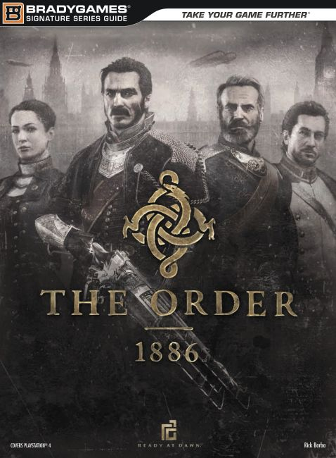 eBook cover of The Order:  1886 Signature Series Strategy Guide