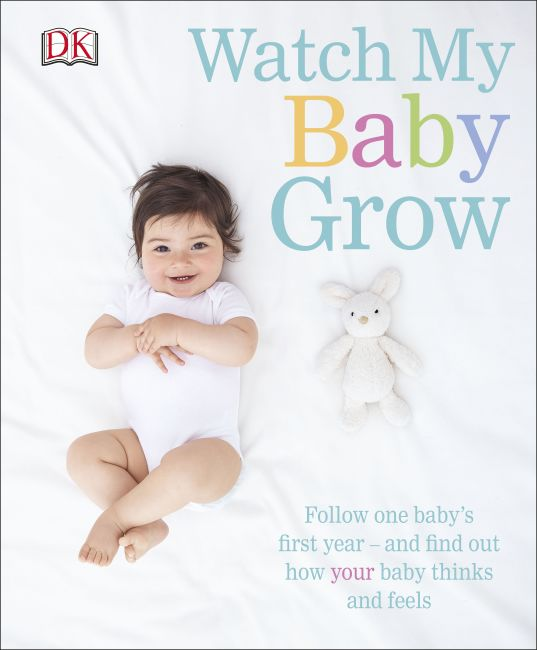 eBook cover of Watch My Baby Grow