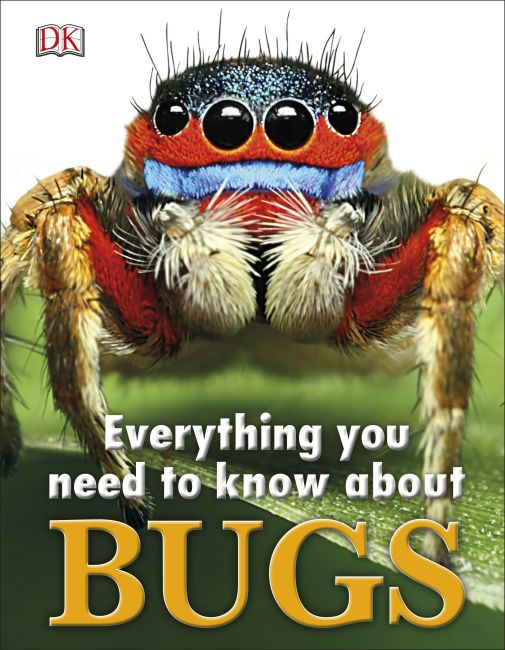 eBook cover of Everything You Need to Know About Bugs