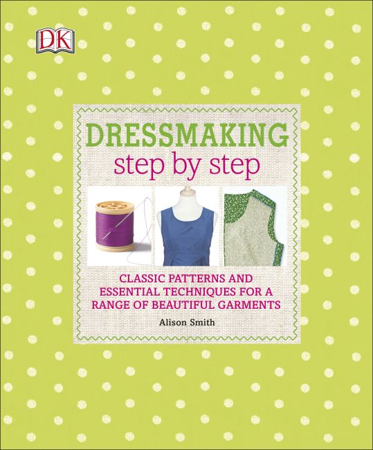 eBook cover of Dressmaking Step by Step