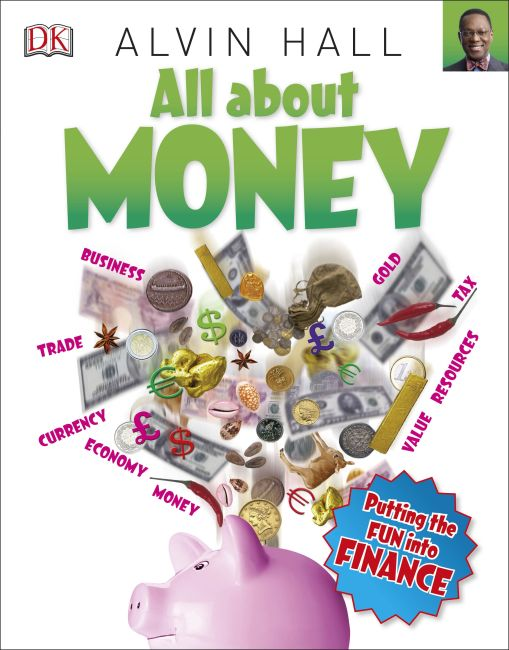 Paperback cover of All About Money