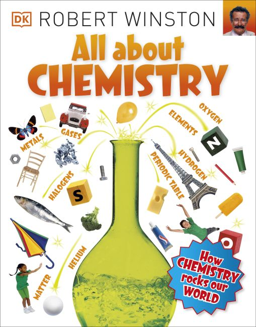 Paperback cover of All About Chemistry