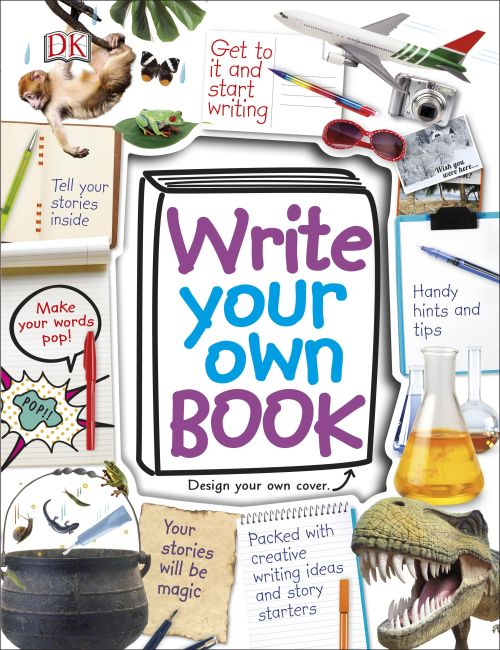 Paperback cover of Write Your Own Book