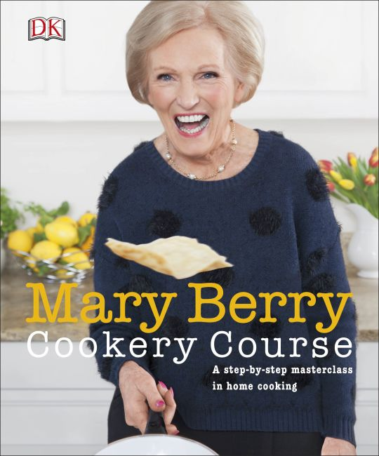 Flexibound cover of Mary Berry Cookery Course