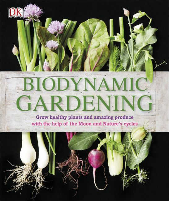 eBook cover of Biodynamic Gardening
