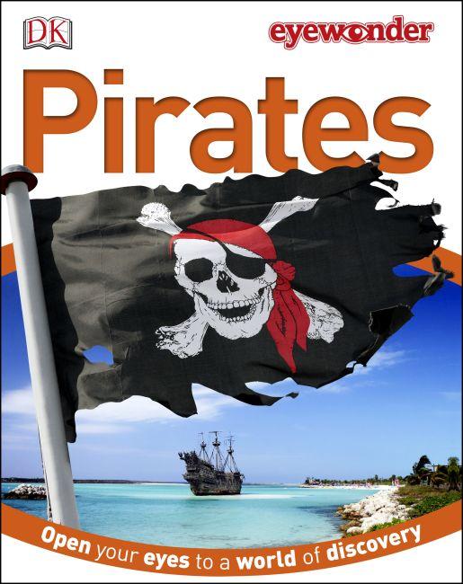 eBook cover of Pirates