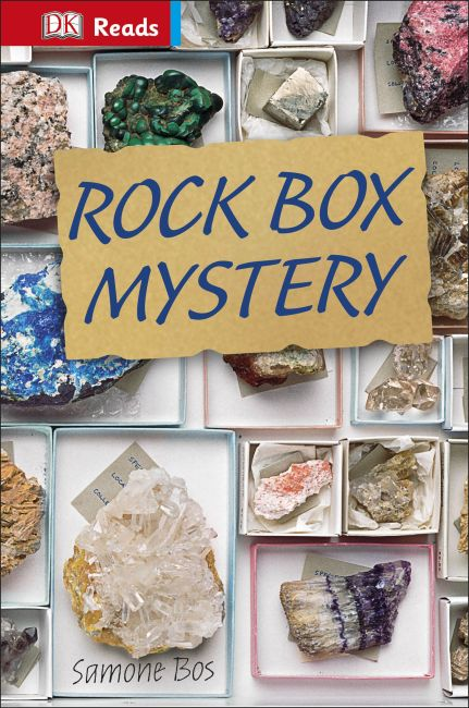 eBook cover of Rock Box Mystery