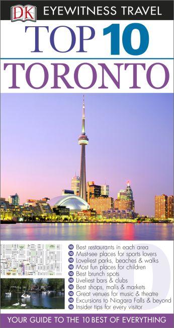 eBook cover of Top 10 Toronto