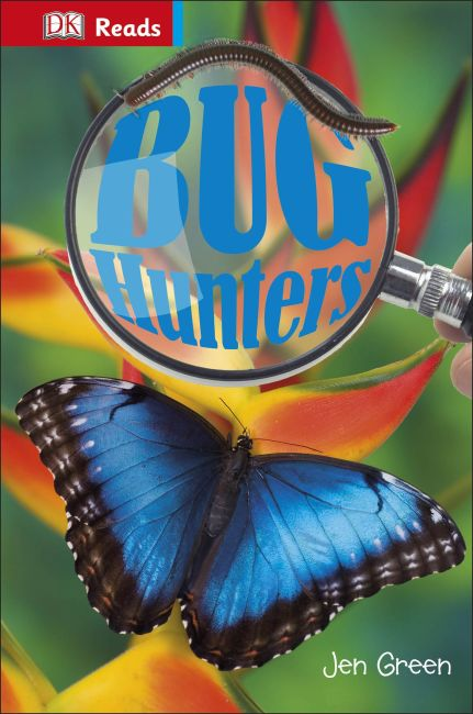 eBook cover of Bug Hunters