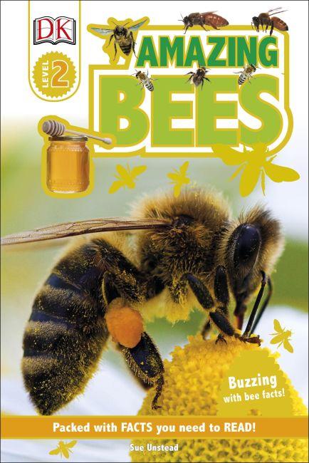 Hardback cover of Amazing Bees