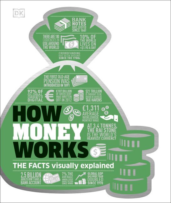 Hardback cover of How Money Works