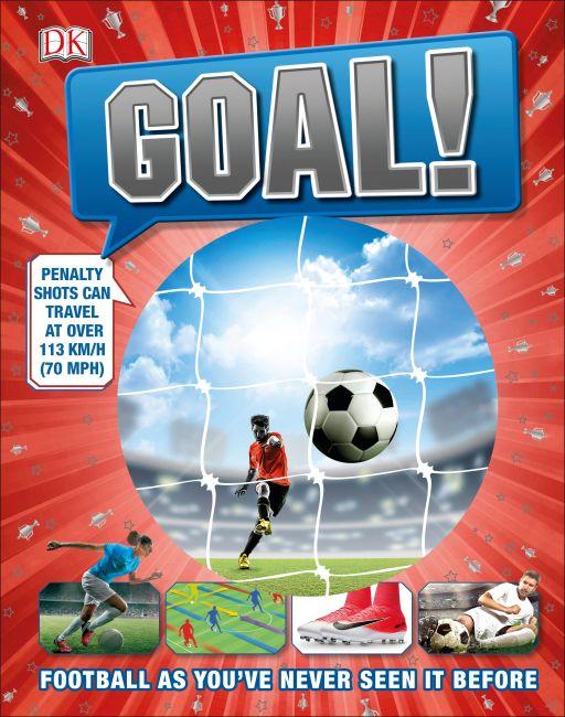 Hardback cover of Goal!