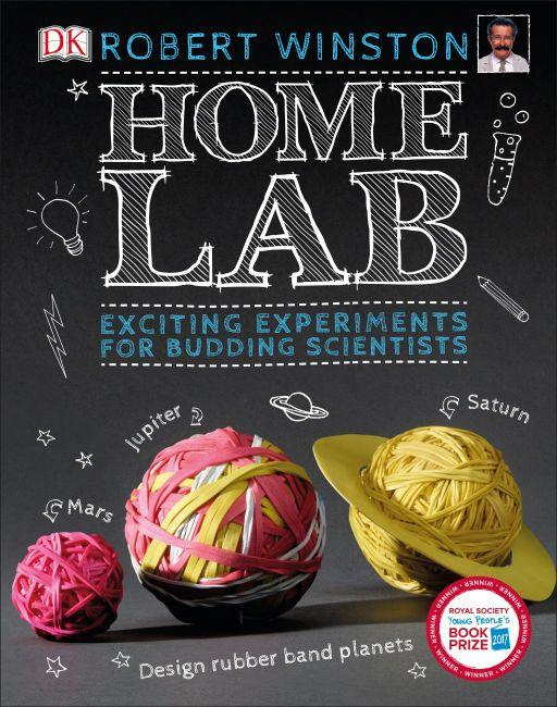 Hardback cover of Home Lab