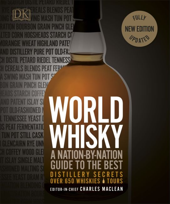 Hardback cover of World Whisky