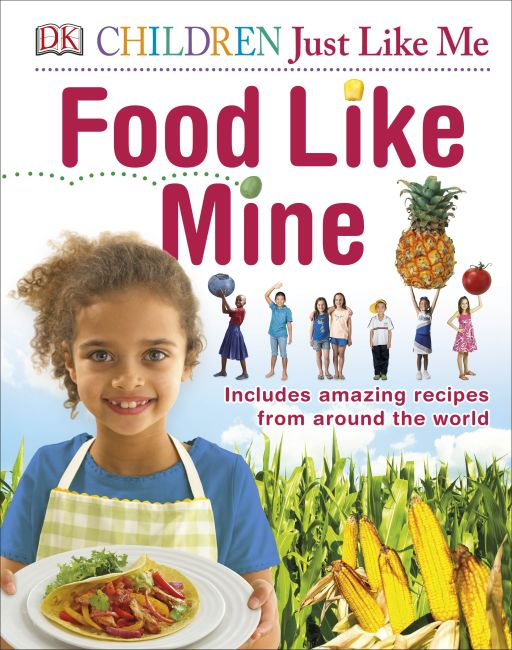 Hardback cover of Food Like Mine