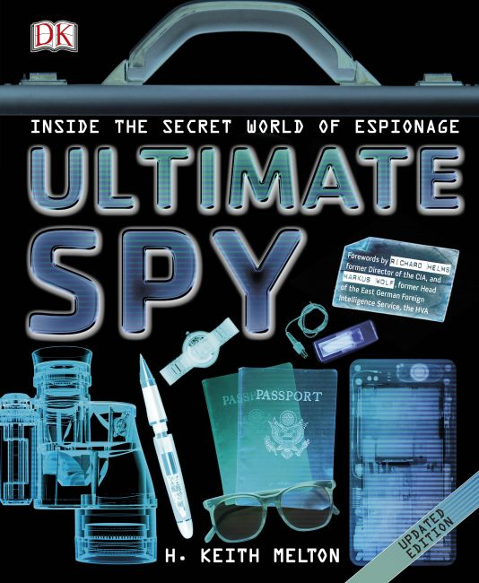 eBook cover of Ultimate Spy