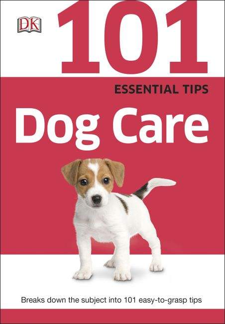 eBook cover of 101 Essential Tips Dog Care