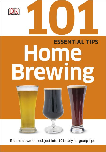 eBook cover of 101 Essential Tips Home Brewing