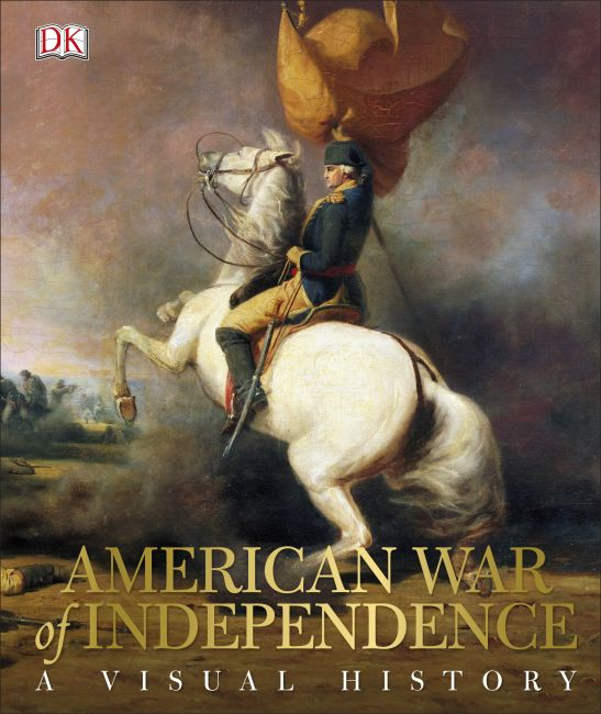 Hardback cover of American War of Independence