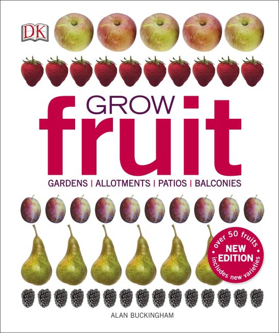 Hardback cover of Grow Fruit