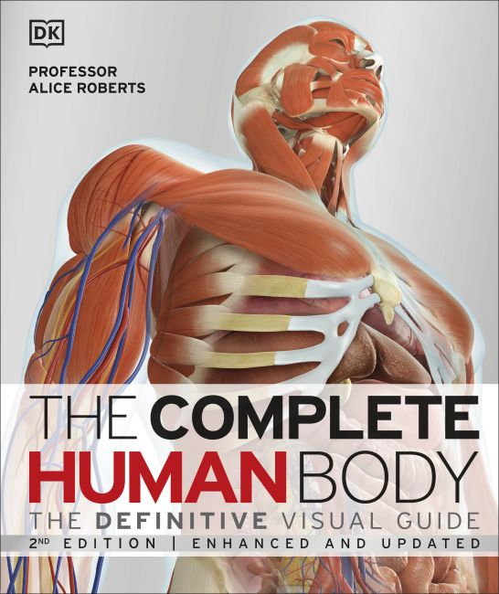 Hardback cover of The Complete Human Body