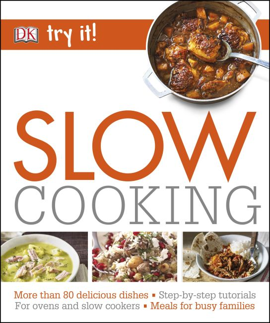 Paperback cover of Slow Cooking