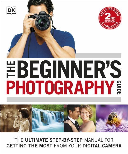 Flexibound cover of The Beginner's Photography Guide