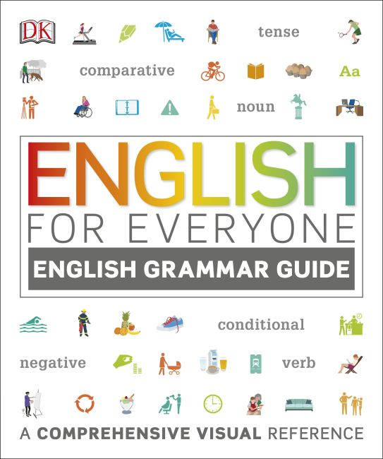 Flexibound cover of English for Everyone English Grammar Guide