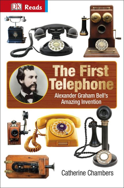 eBook cover of The First Telephone