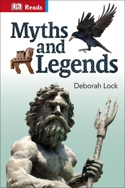 eBook cover of Myths and Legends