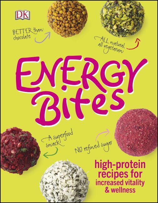 Hardback cover of Energy Bites