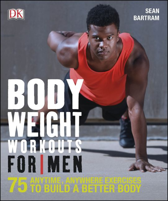 eBook cover of Bodyweight Workouts For Men