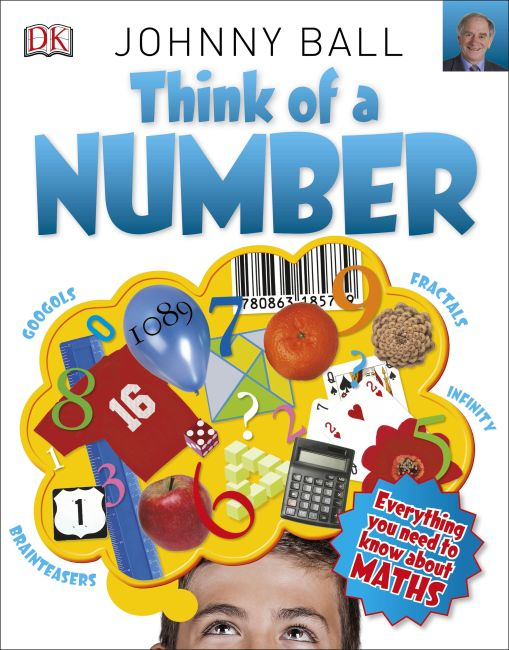 eBook cover of Think of a Number