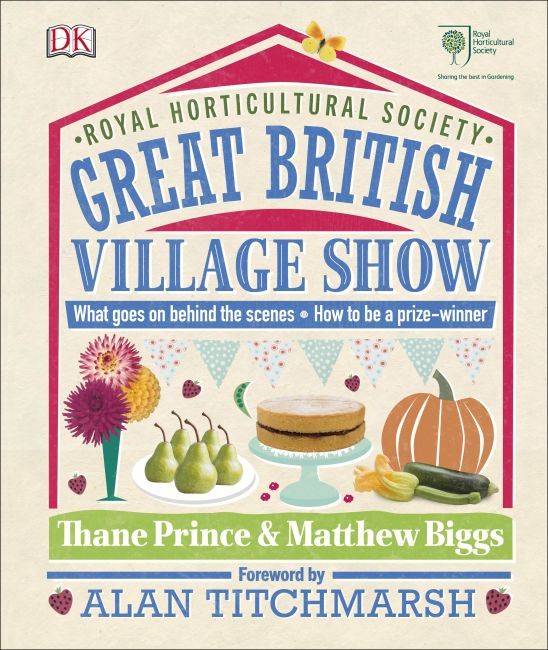 Hardback cover of RHS Great British Village Show
