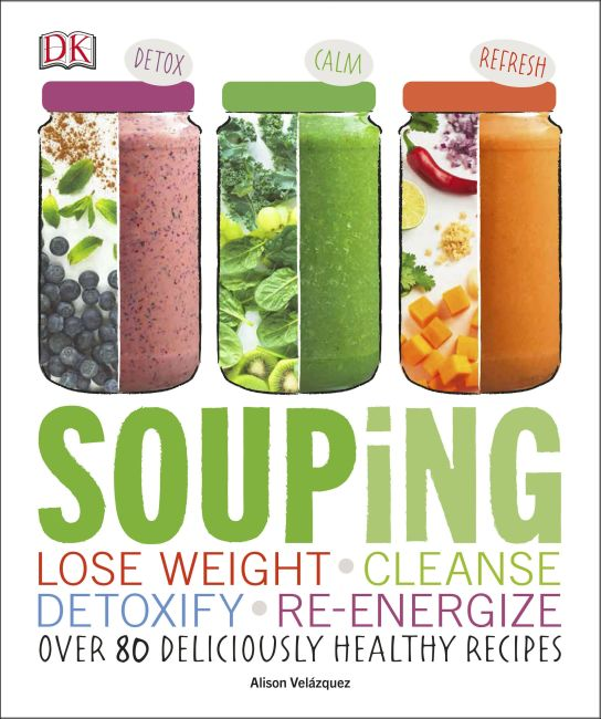 eBook cover of Souping