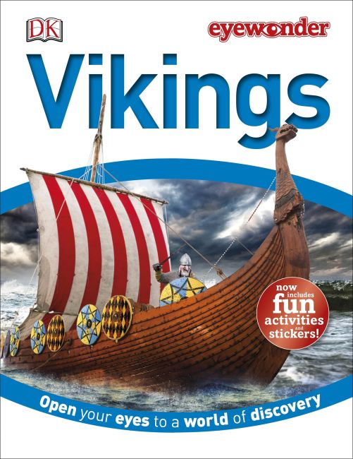 eBook cover of Vikings