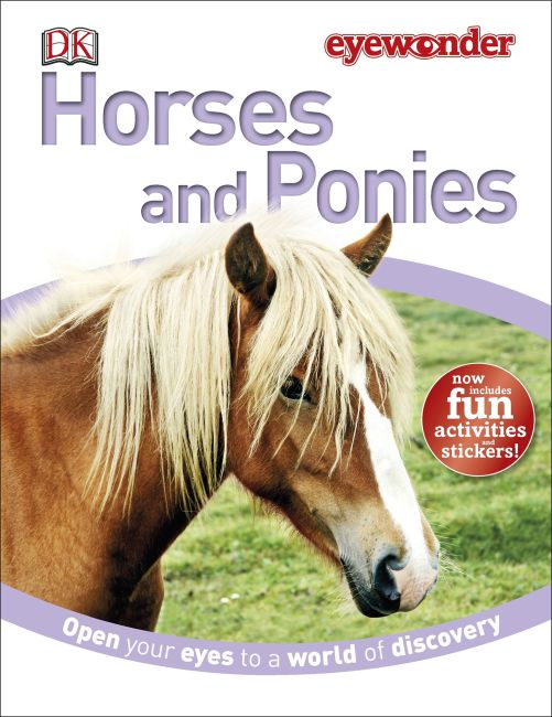 eBook cover of Horses and Ponies