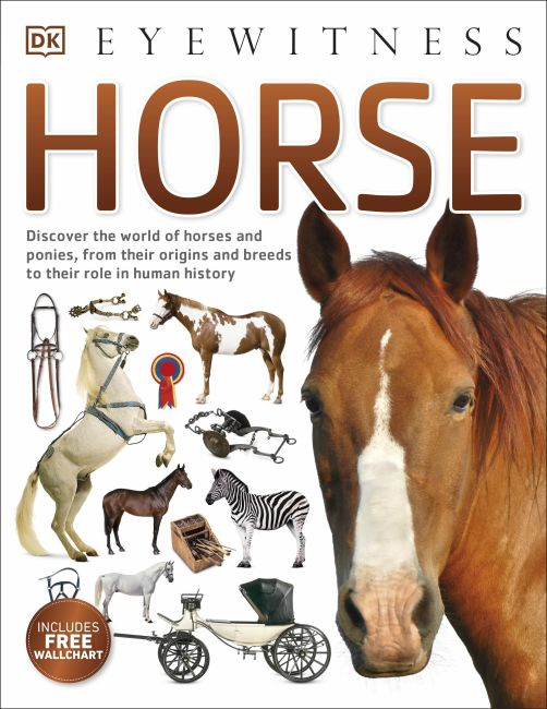 Paperback cover of Horse