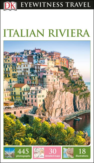 Flexibound cover of DK Eyewitness Italian Riviera