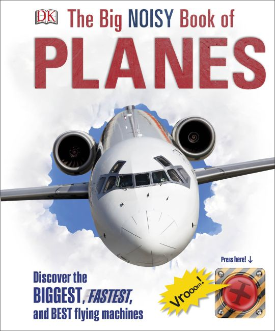 eBook cover of The Big Book of Planes