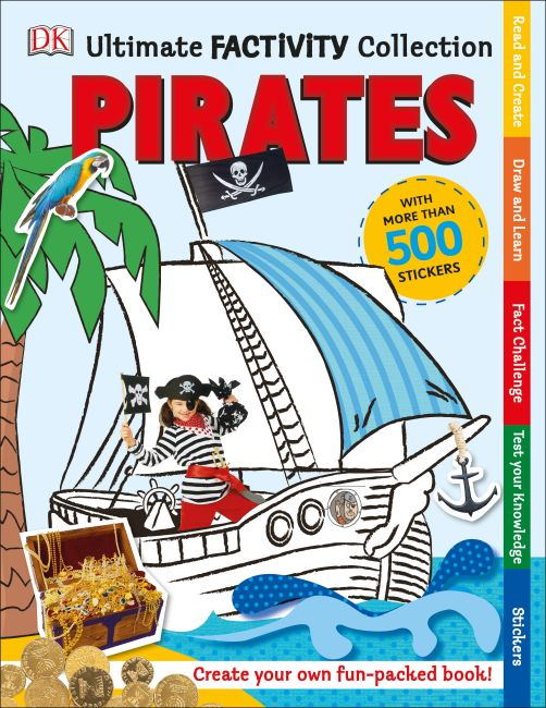 Paperback cover of Pirates Ultimate Factivity Collection