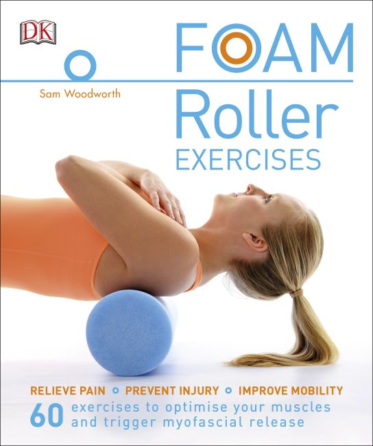 Paperback cover of Foam Roller Exercises