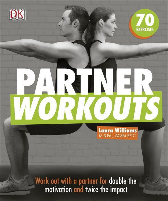 Paperback cover of Partner Workouts